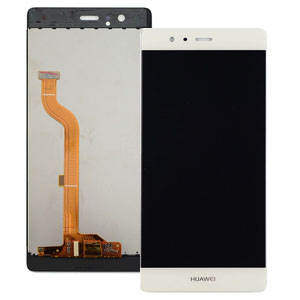Huawei Ascend P9 White LCD Screen