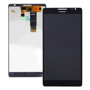 Huawei Ascend Mate Black LCD Screen