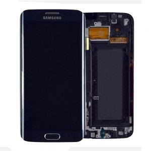 Samsung Galaxy S6 Edge Plus G928 LCD Screen Service Pack Black