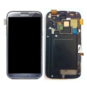 Samsung Galaxy Note 2 LTE Grey LCD Screen