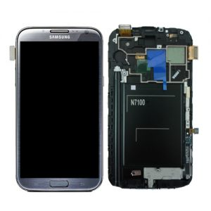 Samsung Galaxy Note 2 Grey LCD Screen