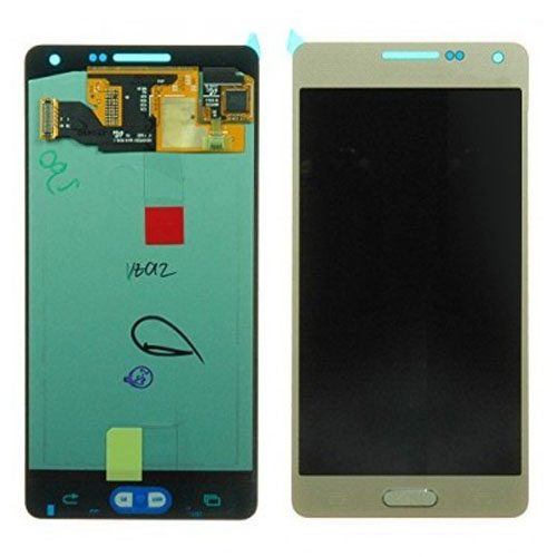 Samsung Galaxy A7 Gold LCD Screen