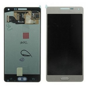Samsung Galaxy A5 Silver LCD Screen