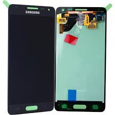 Samsung Galaxy Alpha Black LCD Screen