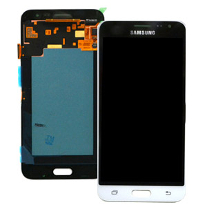 Samsung Galaxy J3 J320 (2016) LCD Screen White Service Pack