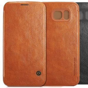 Samsung Galaxy S8 Plus Elite Gulort Leather Flip Case