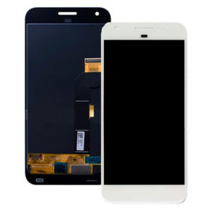 Google Pixel XL BlackWhite LCD Screen