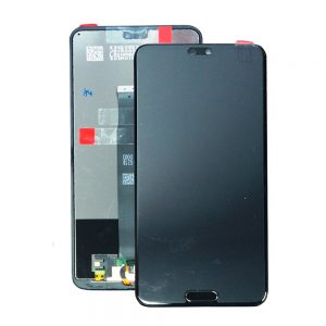 Huawei P20 Black LCD Screen Service Pack
