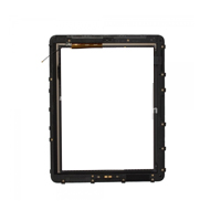 For iPad 1 Lcd Socket Frame with Wi-Fi Antenna ,Spare Parts