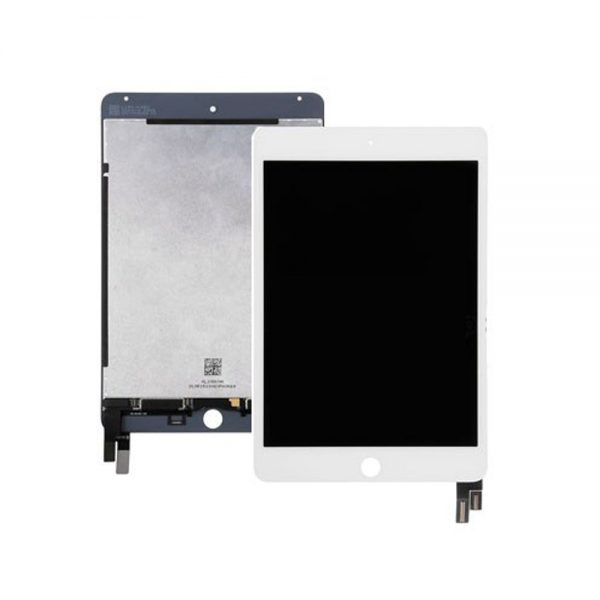 LCD Display For iPad Mini 4 White Wholesale Supplier UK