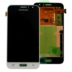 Samsung Galaxy J1 White LCD Screen