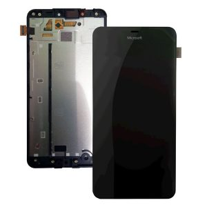 Microsoft Lumia 640 XL Black Lcd Sreen with Touch Screen