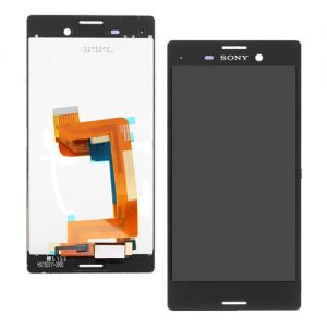 Sony Xperia M4 Aqua Lcd with Digitizer Black