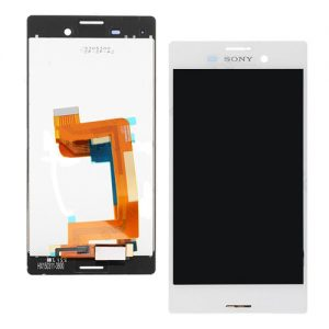 Sony Xperia M4 Aqua Lcd with Digitizer White