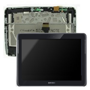 Samsung Galaxy Note 10 Grey LCD Screen