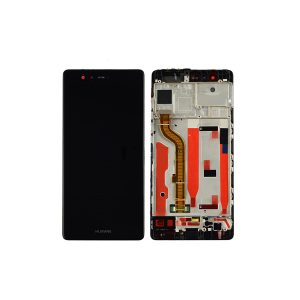 Huawei Ascend P9 Black LCD Screen