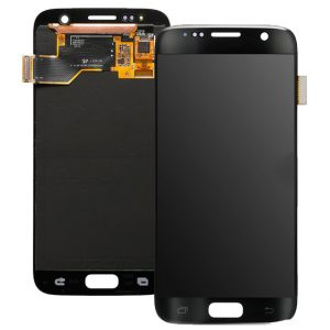 Samsung Galaxy S7 G930 LCD Screen Service Pack Black