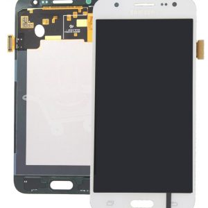 Samsung Galaxy J5 White LCD Screen