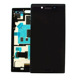 Genuine Sony Xperia X Black Lcd