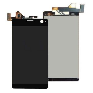 Sony Xperia C4 Lcd Screen with Digitizer Black