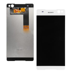 Sony Xperia C5 Ultra Lcd Screen with Digitizer White