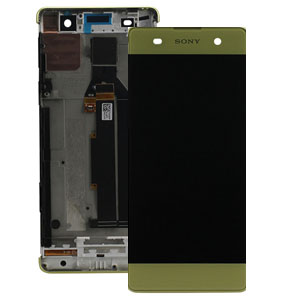 Sony Xperia XA Lime Gold Lcd Screen