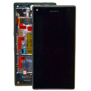 Sony Xperia Z5 Black Lcd Digitizer