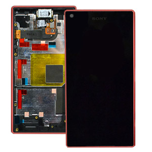 Sony Xperia Z5 Compact Pink Lcd Digitizer