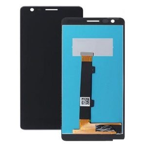 NOKIA 3.1 LCD DISPLAY ASSEMBLY BLACK
