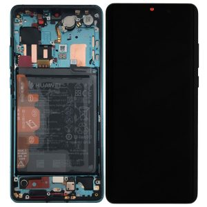 Huawei P30 Pro Blue LCD Screen Service Pack
