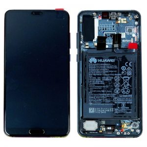 Huawei P20 Pro Blue LCD Screen Service Pack