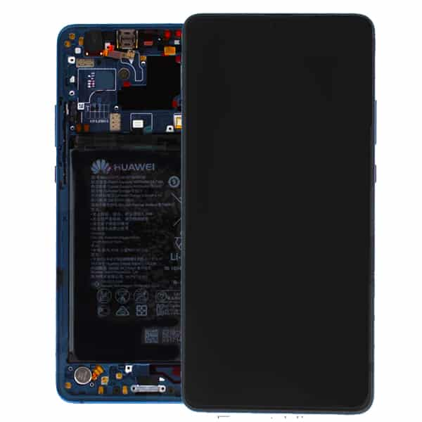 Huawei Mate 20 X LCD Screen Blue Service Pack