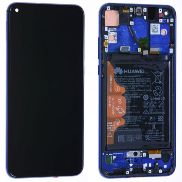 Honor View blue LCD Screen Service Pack