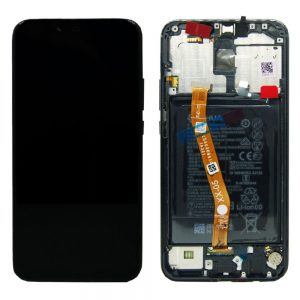 Huawei Mate 20 Lite LCD screen black service pack