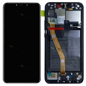 Huawei P Smart Plus Black LCD Screen