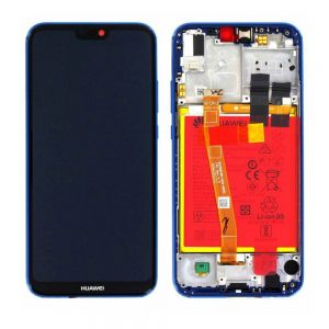 Huawei P20 Lite Blue LCD Screen