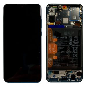 Huawei P30 Lite Black LCD Screen