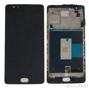 OnePlus Phone parts OnePlus 3 Complete LCD Black