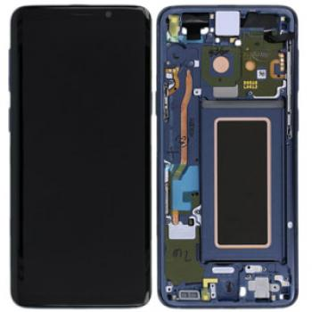 Samsung S9 G960 LCD Screen Service Pack Coral Blue