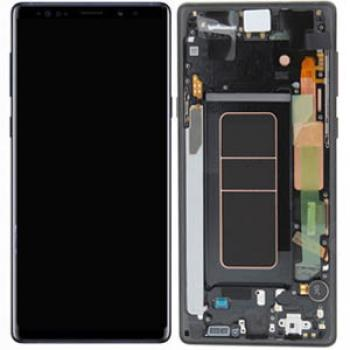 Service Pack Samsung Galaxy Note 9 Black LCD Screen