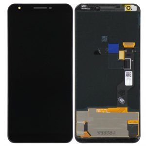Google Pixel 3A XL Black LCD Screen