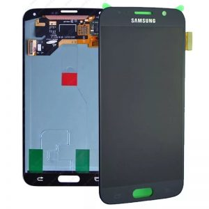 Samsung Galaxy S6 G920 LCD Screen Service Pack Black