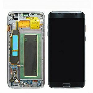 Samsung Galaxy S7 Edge G935 LCD Screen Service Pack Black