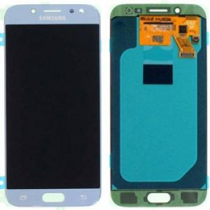 Samsung Galaxy J5 Silver LCD Screen