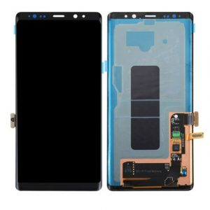 Samsung Galaxy Note 8 N950 Black LCD Screen Service Pack