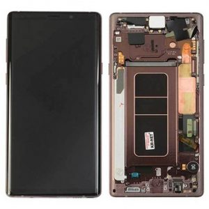 Samsung Galaxy Note 9 N960 Brown LCD Screen