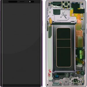 Service Pack Samsung Galaxy Note 9 N960 Purple LCD Screen