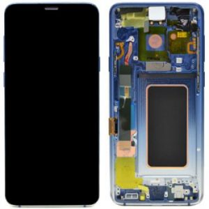 Samsung S9 Plus G965 LCD Screen Service Pack Polaris Blue