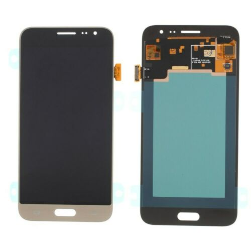 Samsung Galaxy J3 J320 (2016) LCD Screen Gold Service Pack