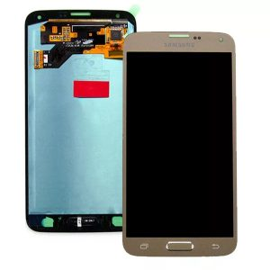 Samsung Galaxy S5 Gold LCD Screen